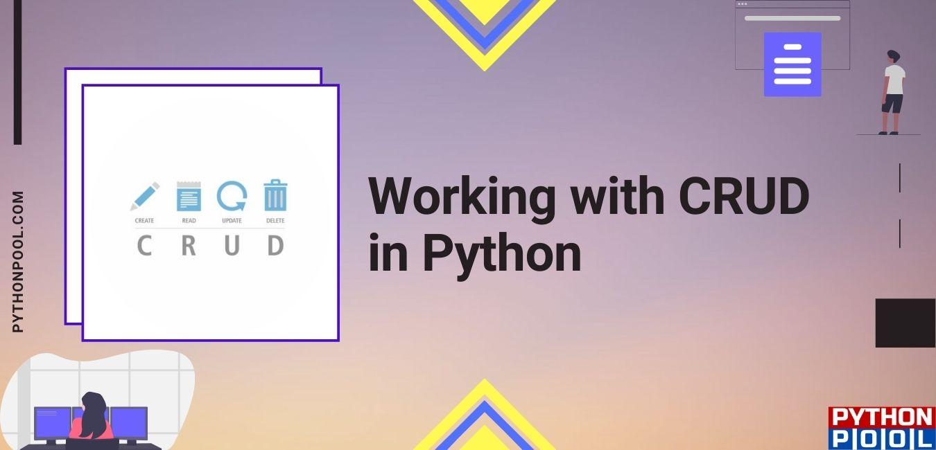 CRUD in Python