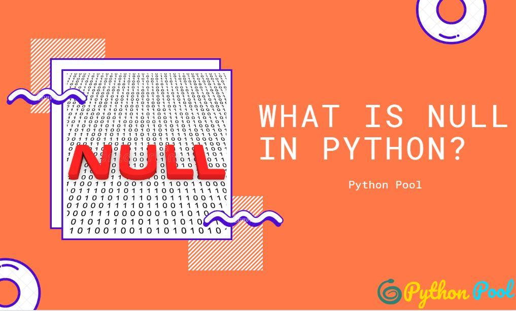 Python Null