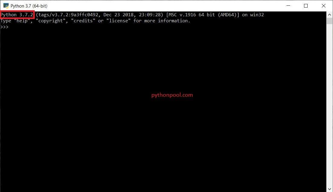 How to Check Python Version Windows