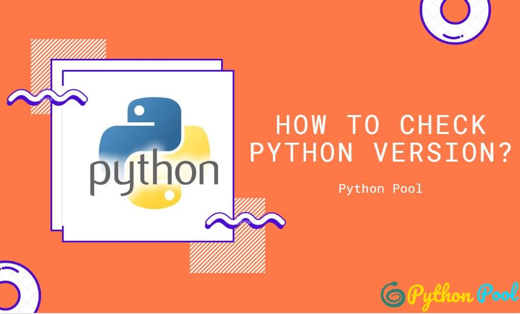 how to check python version