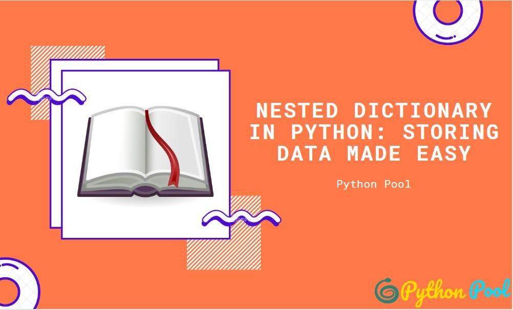nested dictionary python