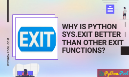 Python sys.exit