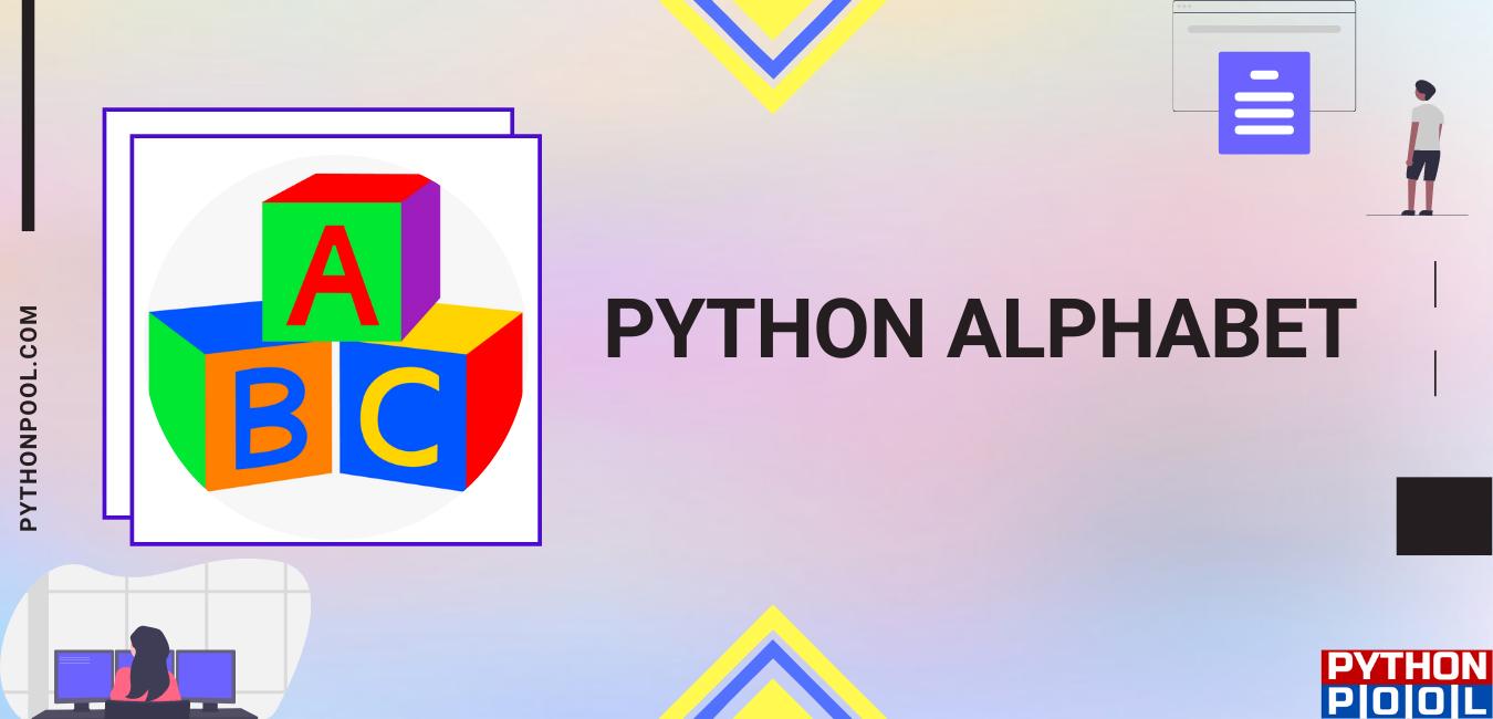 Python Alphabet