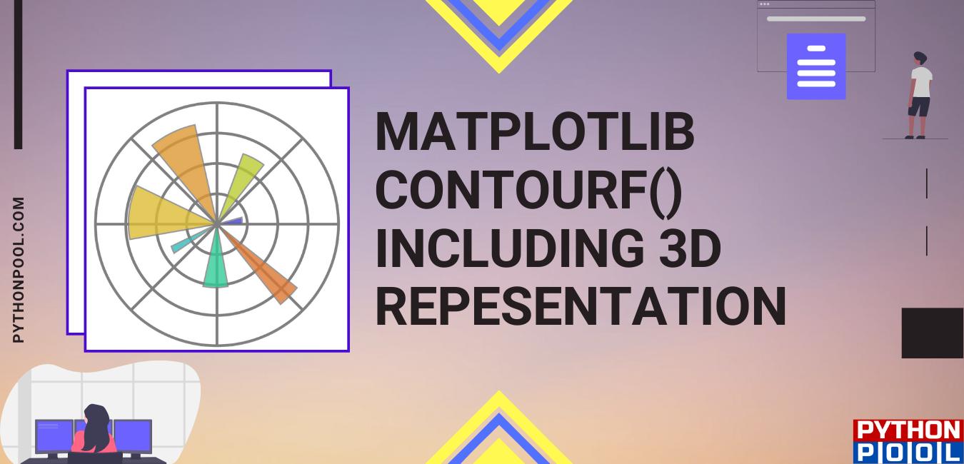 Matplotlib Contourf