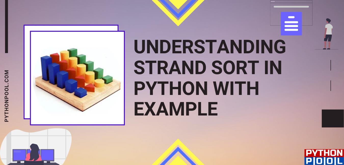 python strand sort