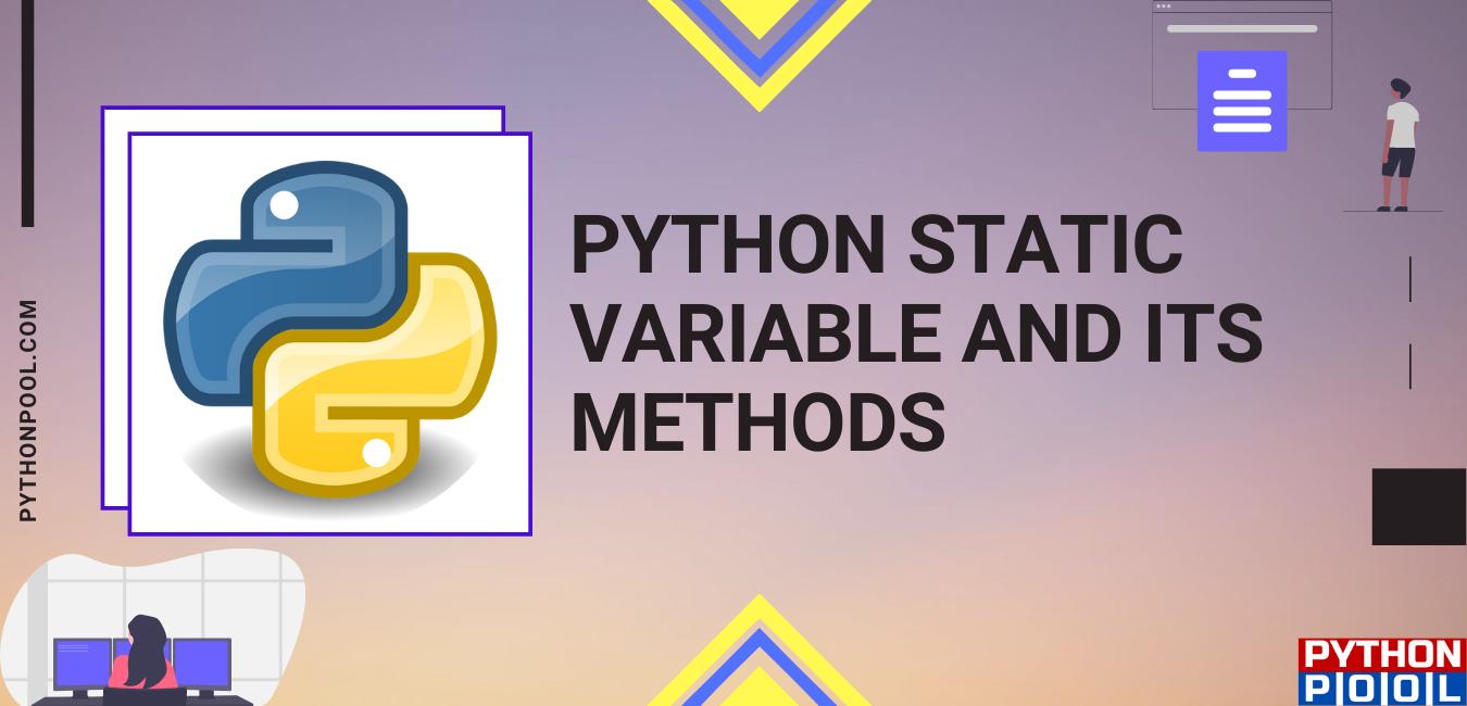 python static variable