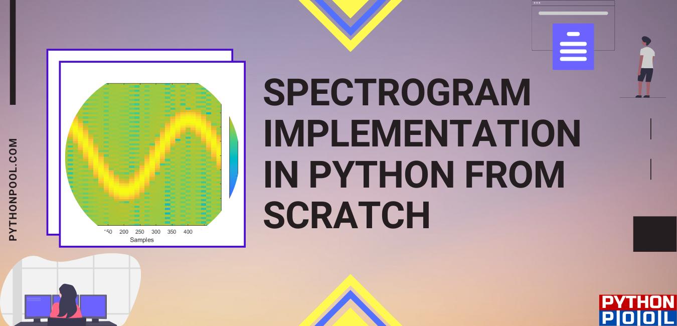Spectrogram Python
