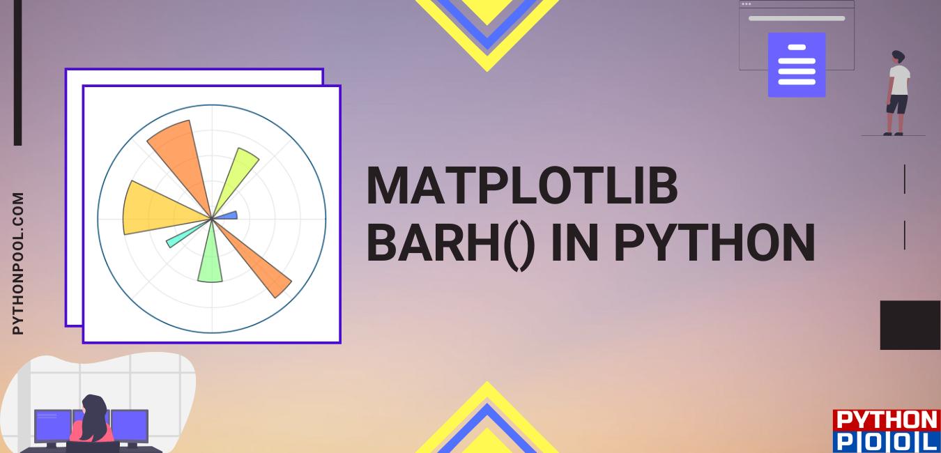 Matplotlib Barh