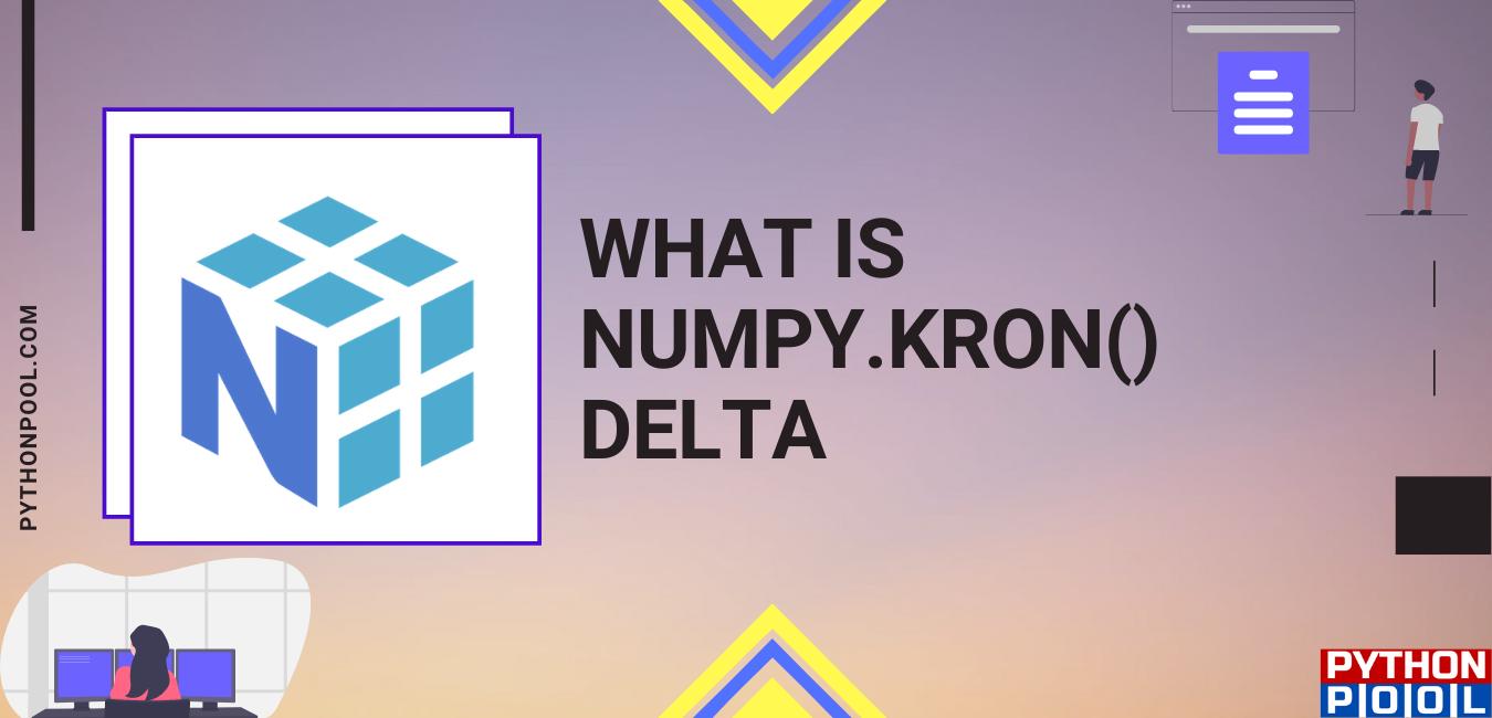 NumPy Kronecker Delta