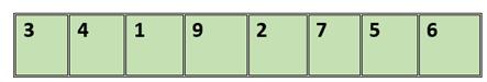 Random Sequence Elements