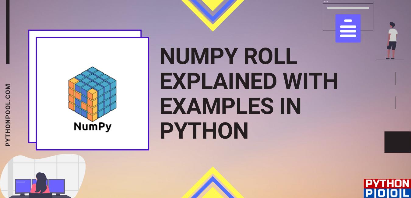 Numpy roll