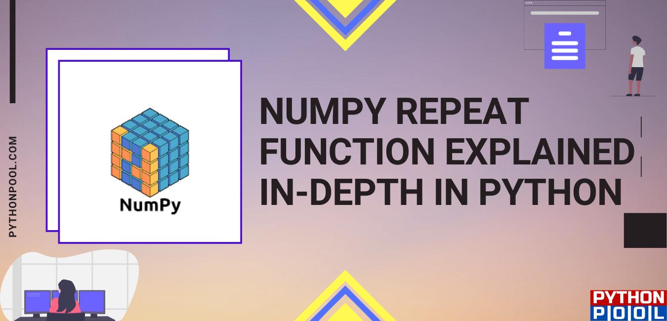 Numpy Repeat