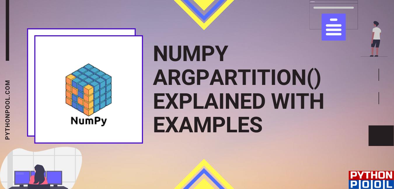 NumPy argpartition