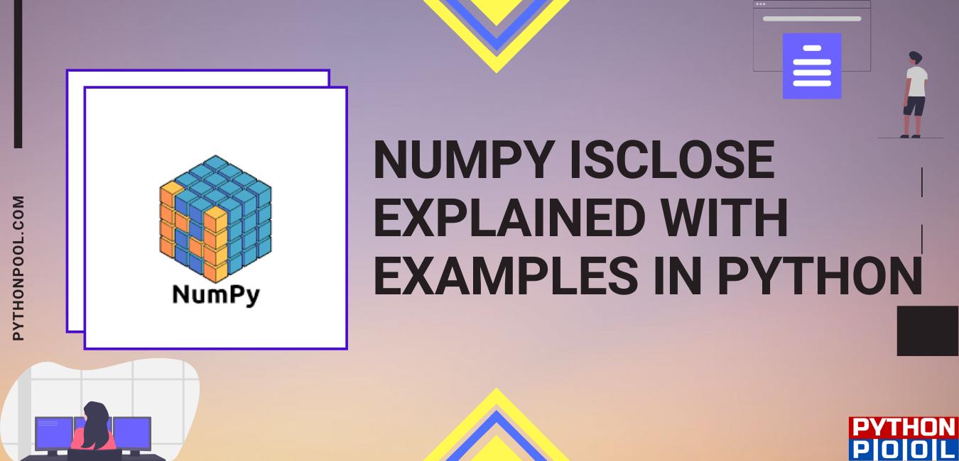 NumPy isclose
