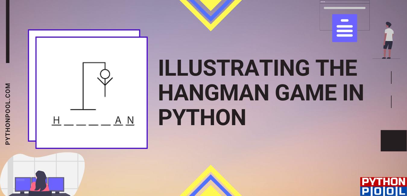 python hangman