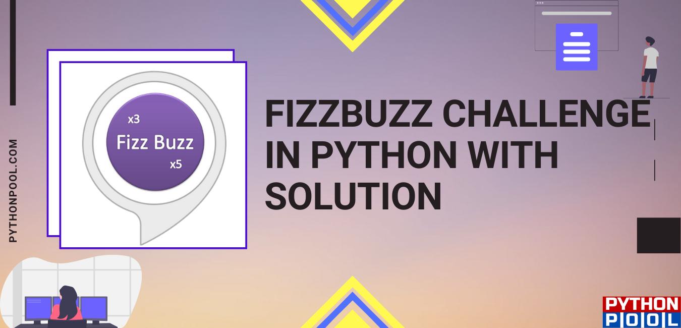 FizzBuzz Python