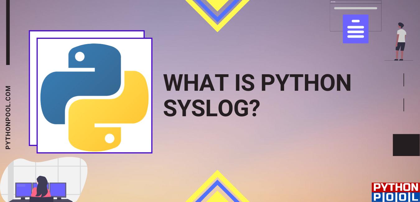Python Syslog
