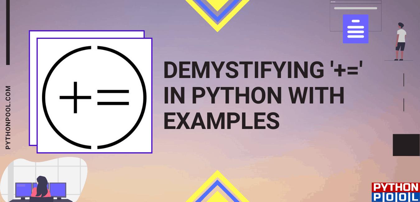 += in Python
