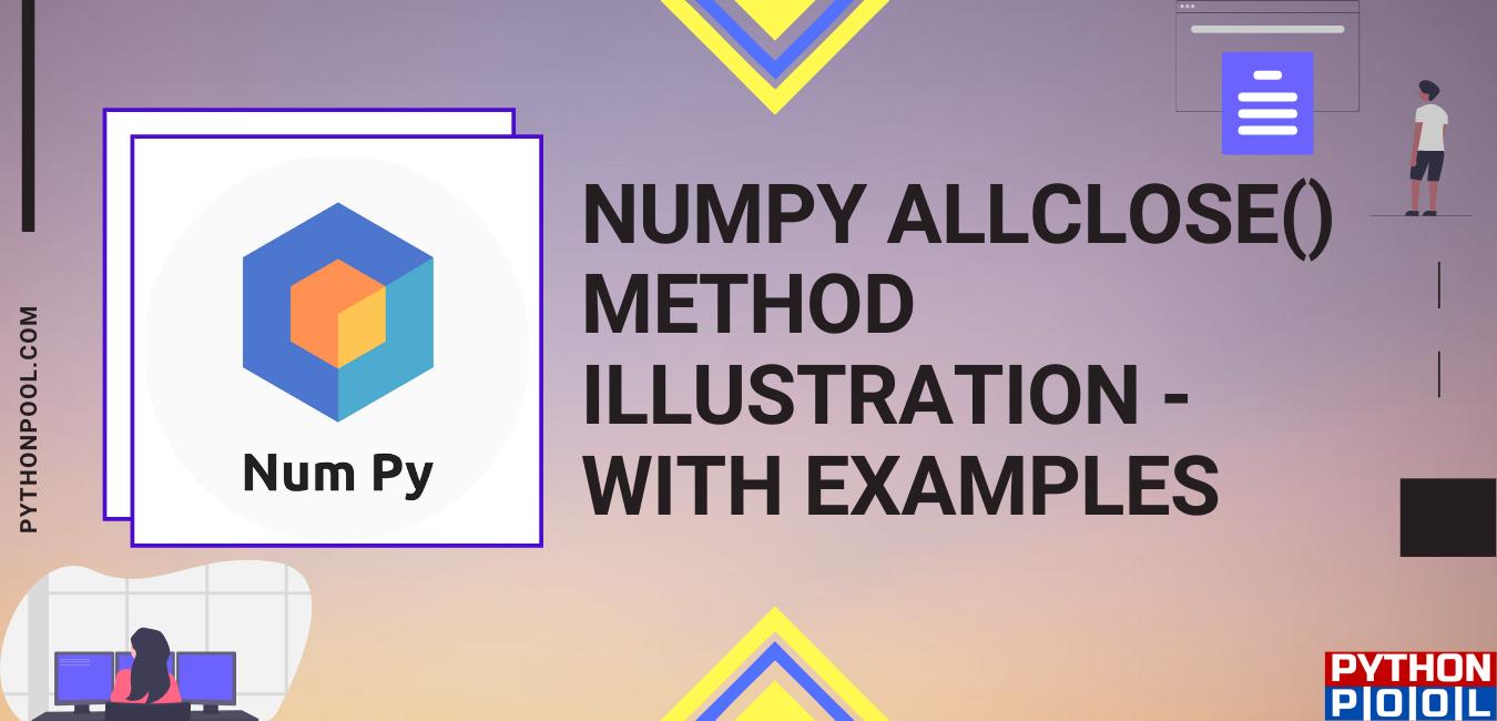 NumPy allclose