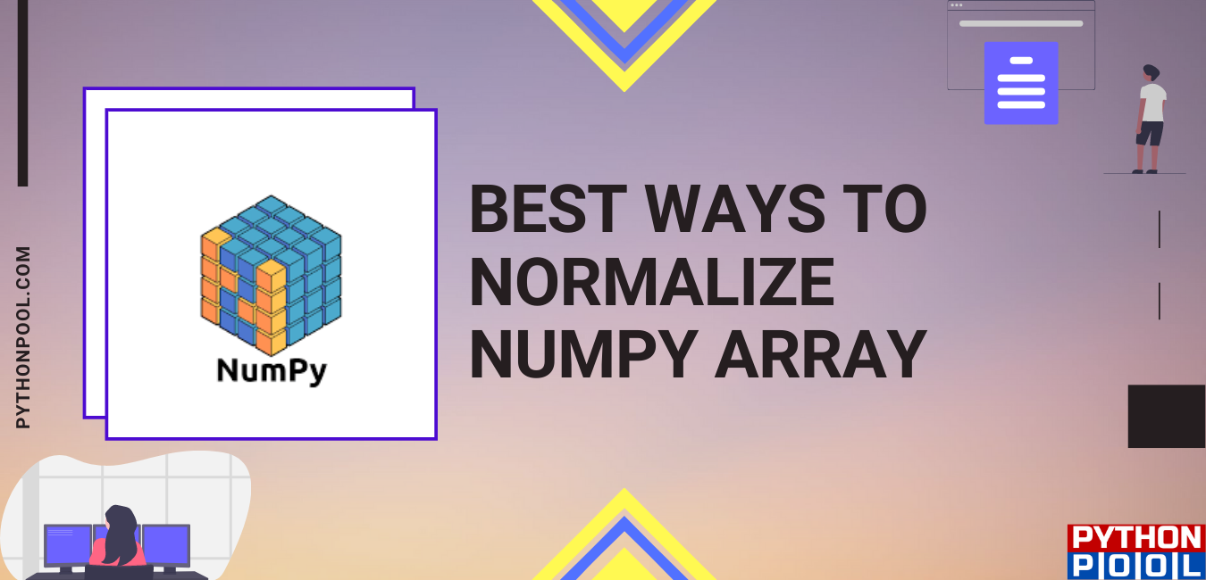 Normalize Numpy Array