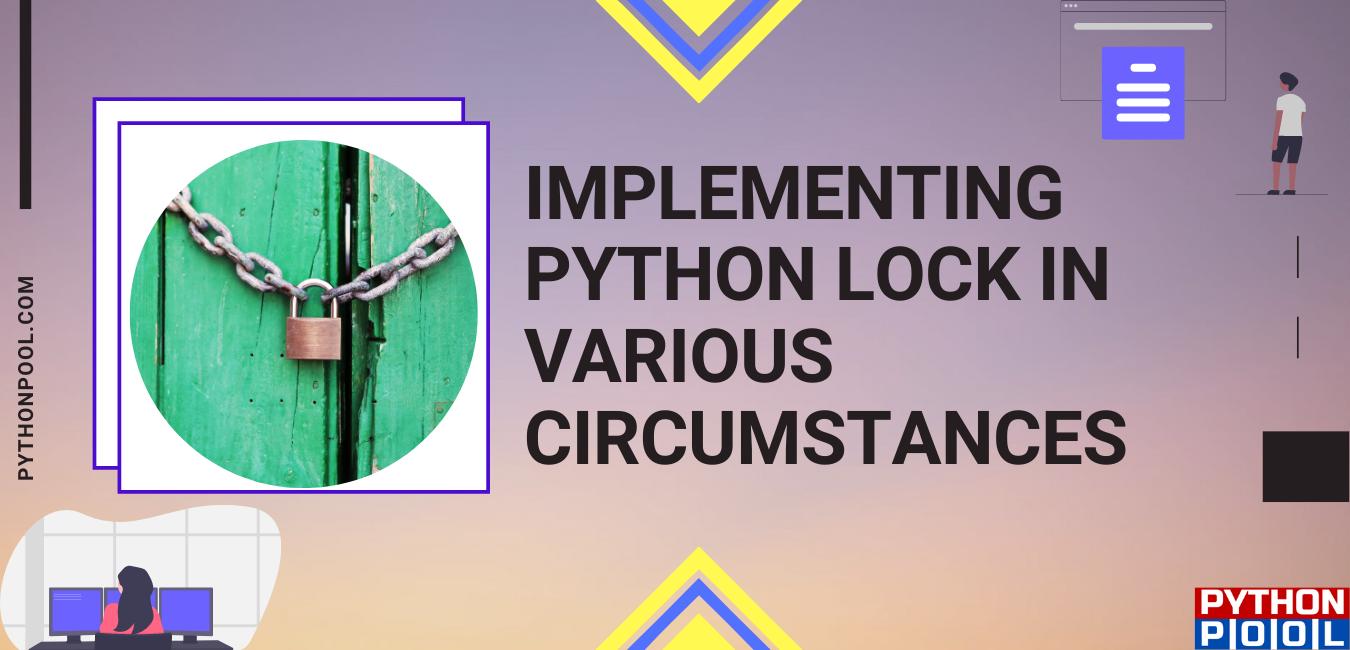 Python Lock
