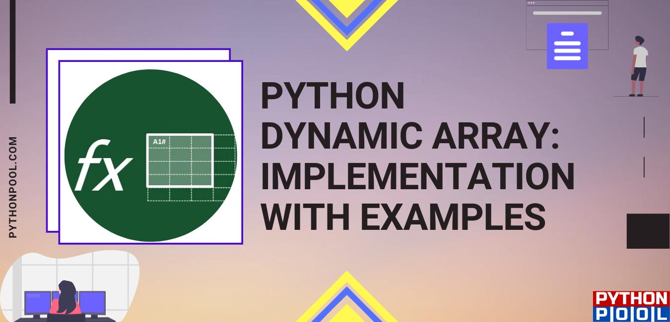 Python Dynamic Array