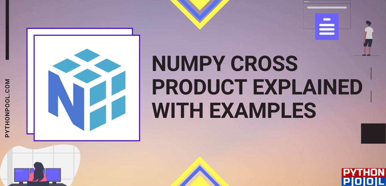 numpy cross product