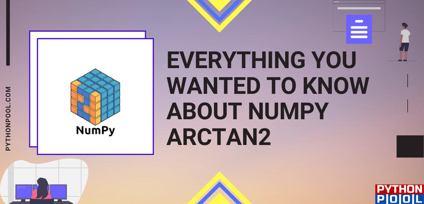 Numpy Arctan2
