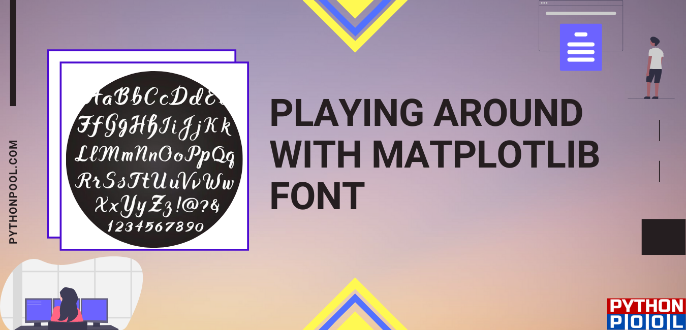 Matplotlib Font