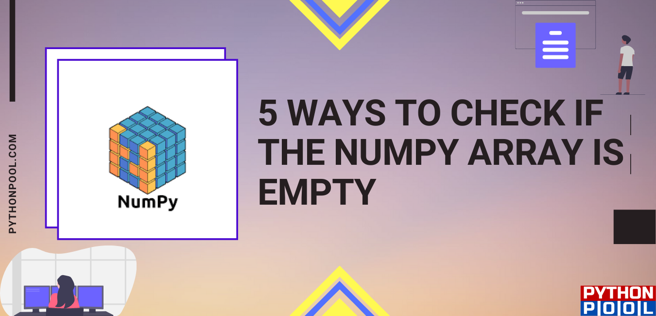 check if NumPy Array is Empty