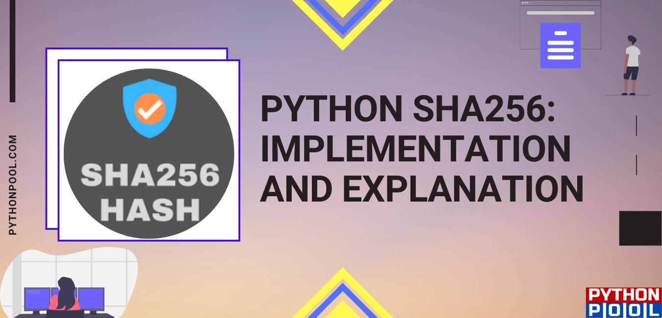 Python SHA256