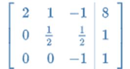 L3 + -4L2 -> L3