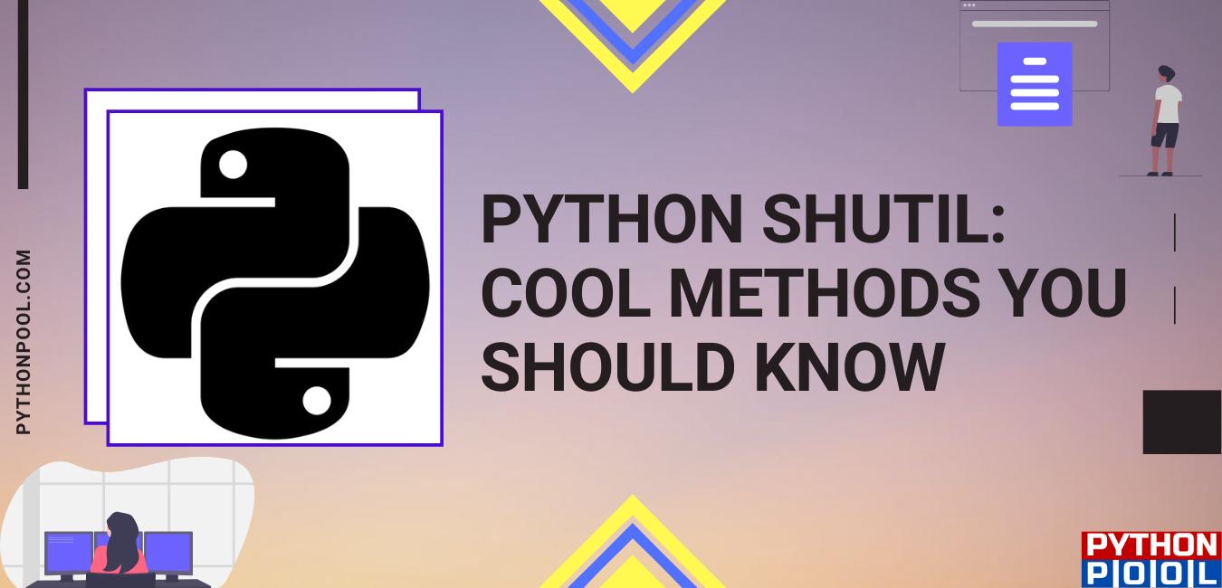 python shutil