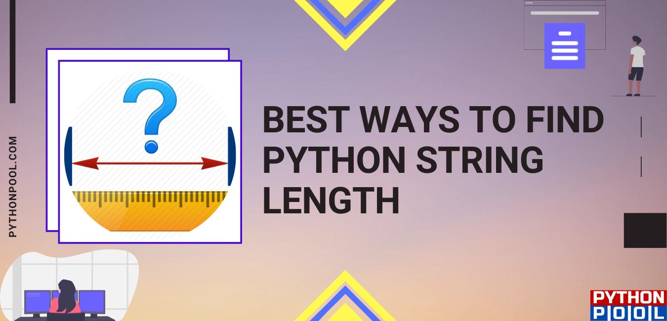 Python String Length