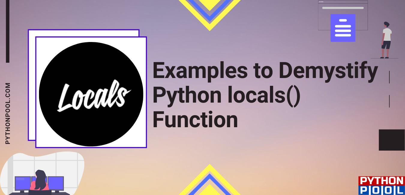 Python locals