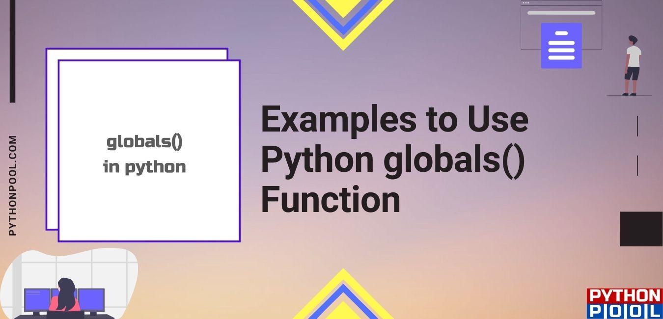 Python globals