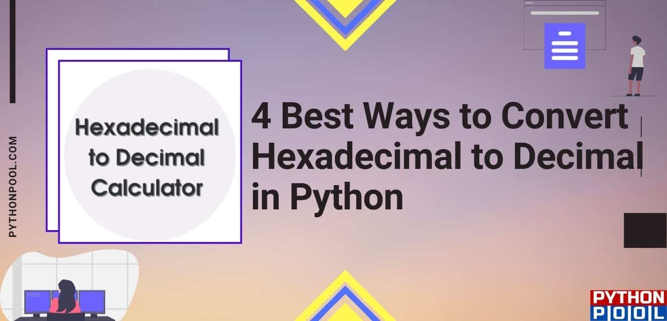 python Hexadecimal to decimal