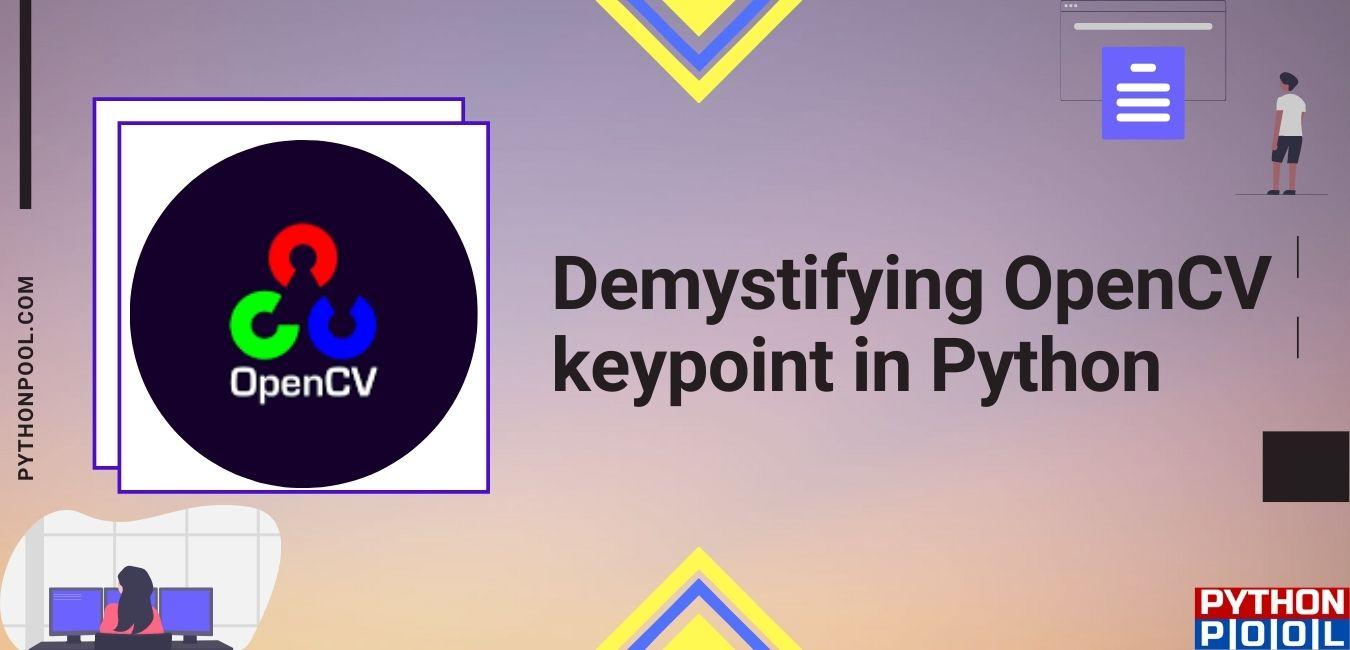 OpenCV keypoint