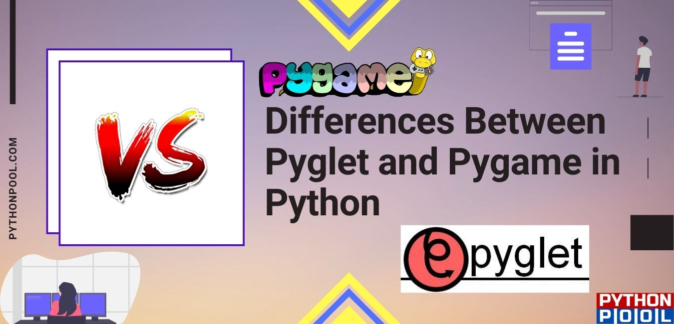 pyglet and pygame