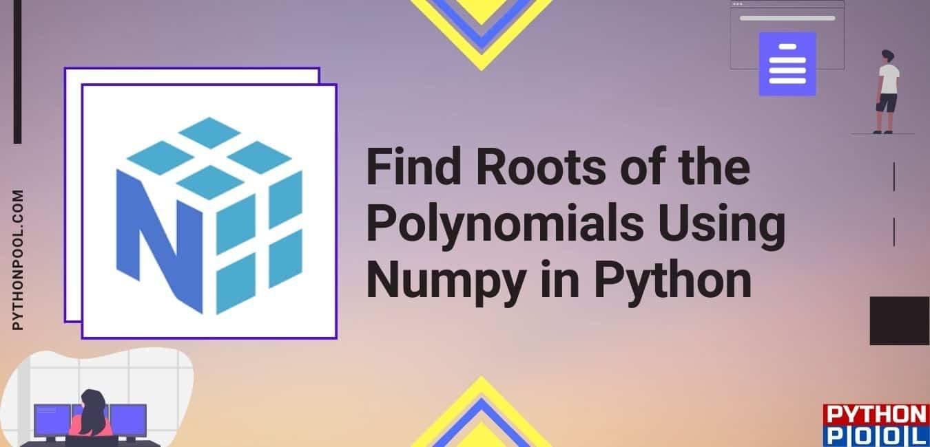 numpy roots