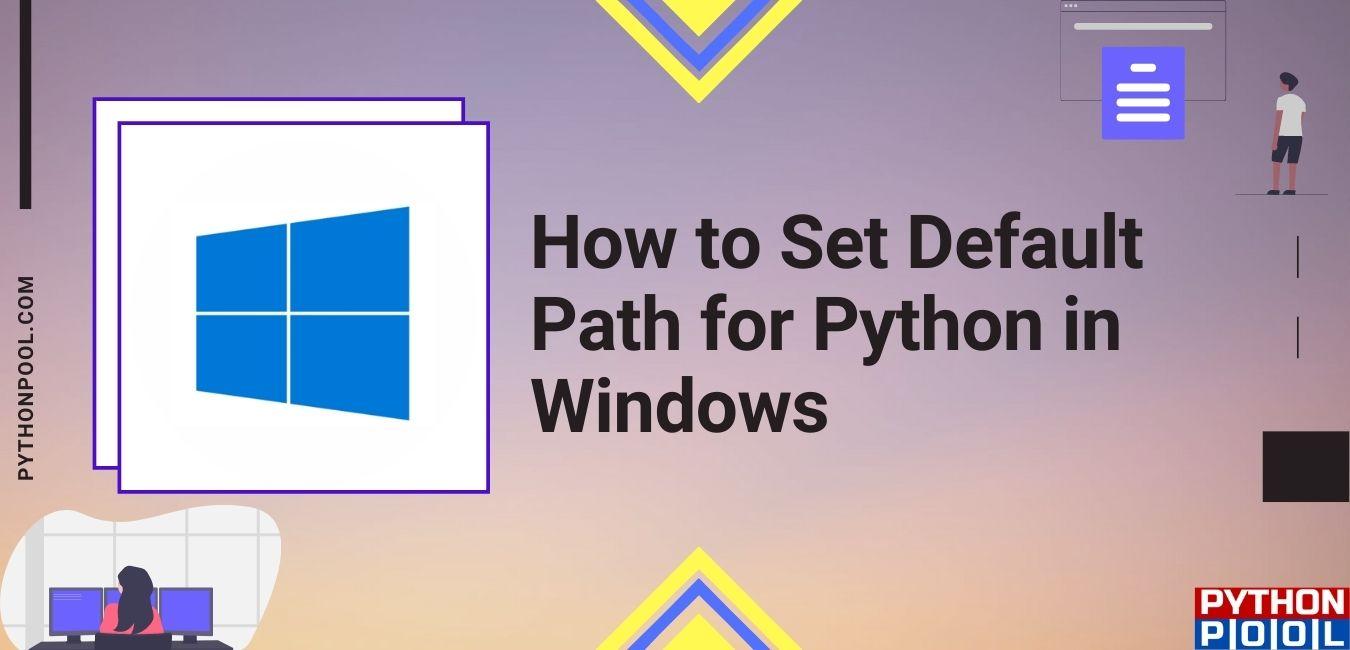 default python path