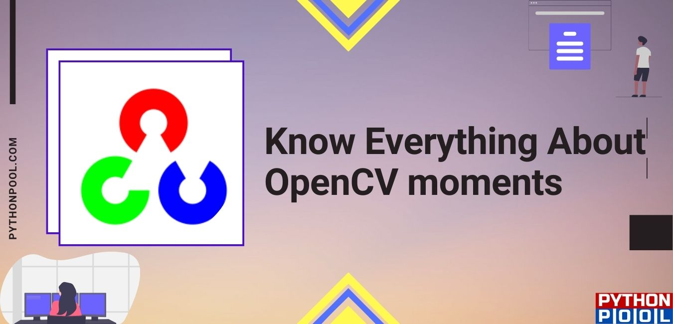 opencv moments