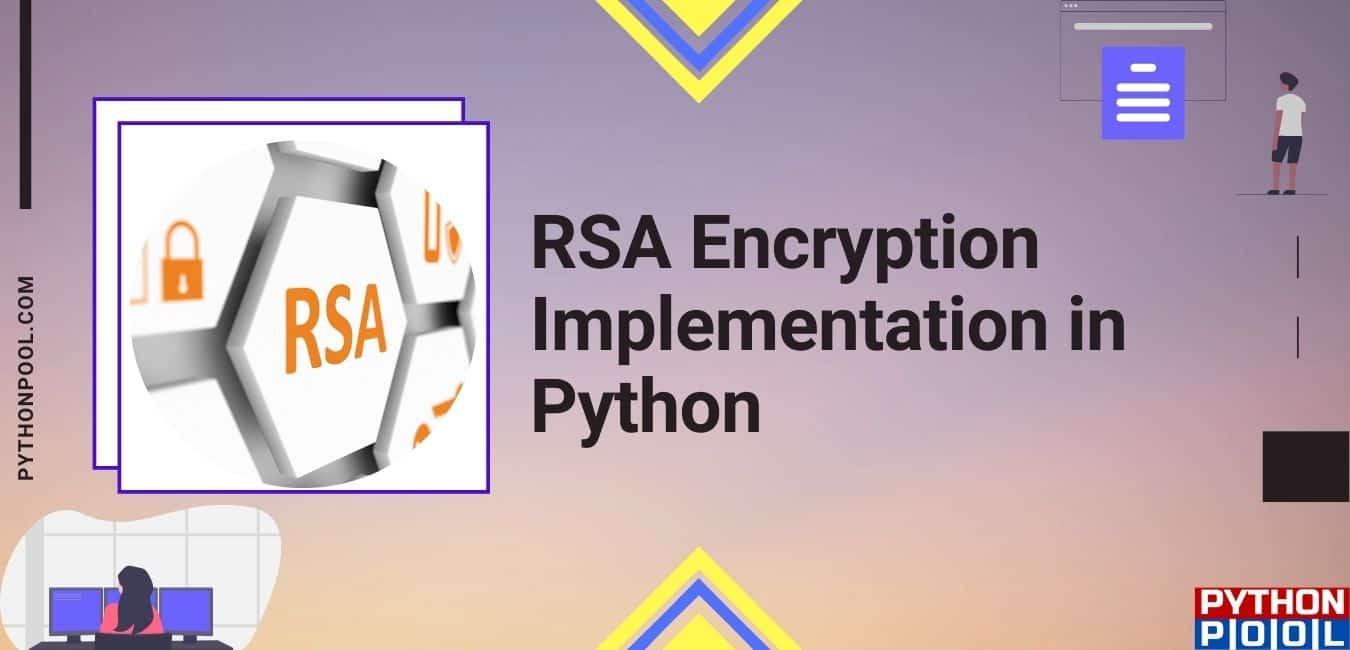 rsa encryption python