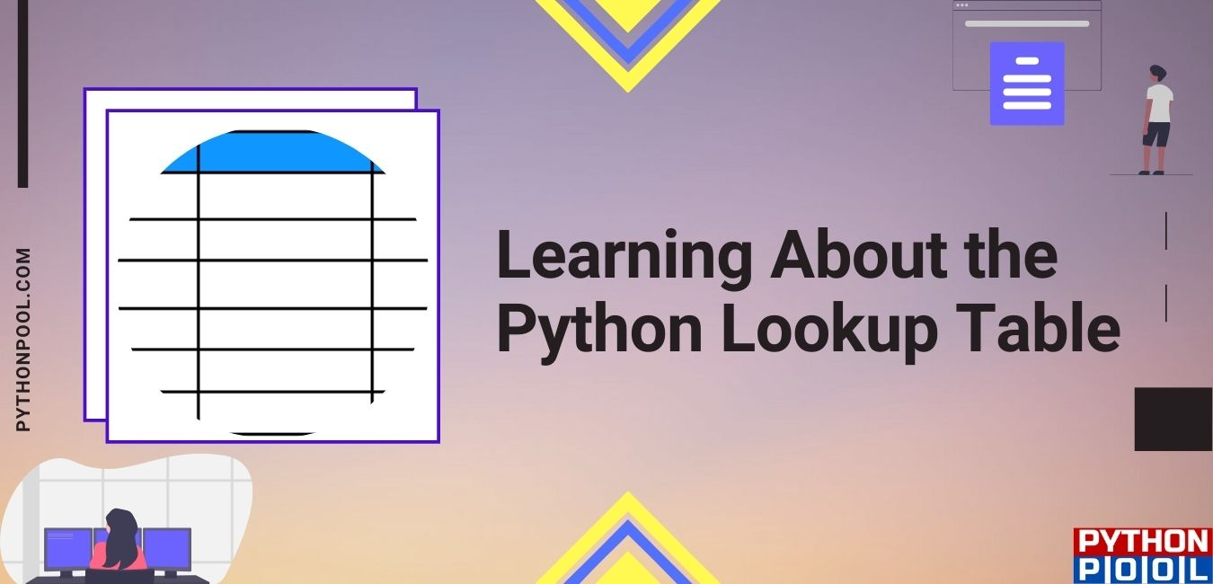 Python Lookup Table