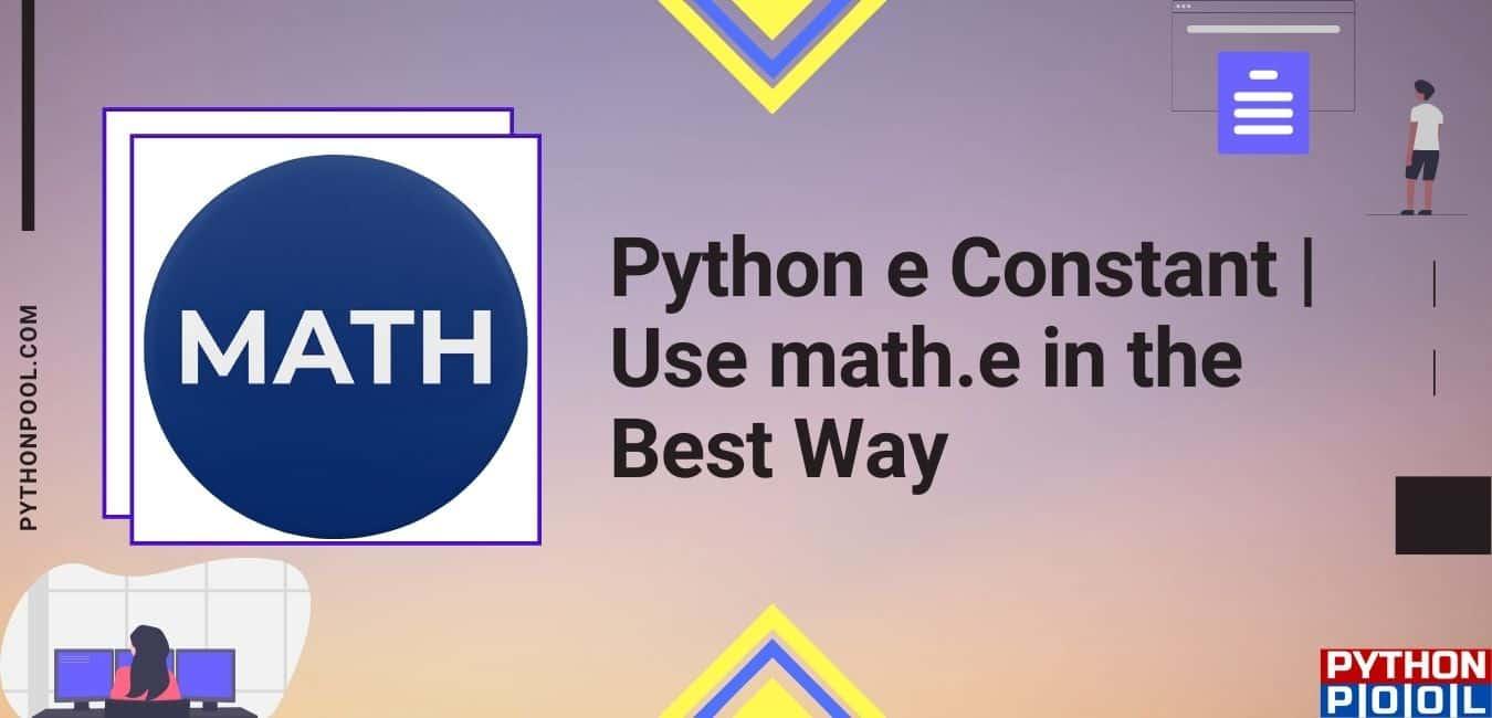 Python e Constant