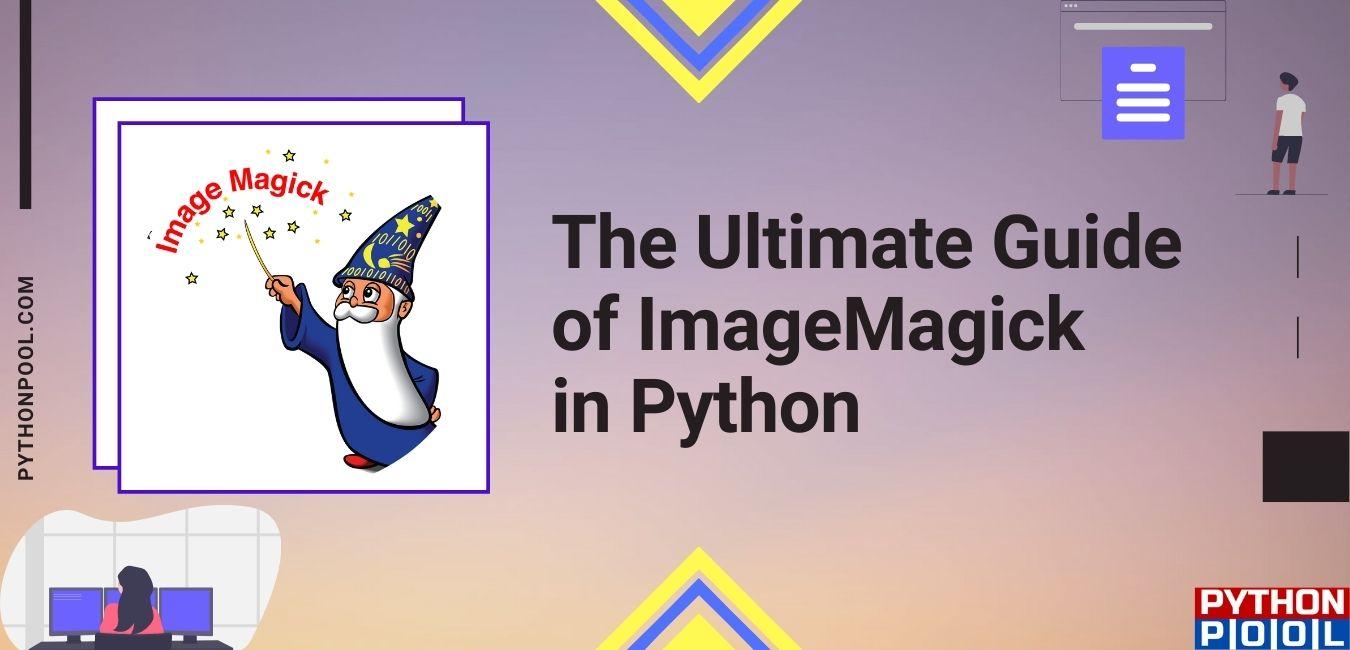 ImageMagick Python